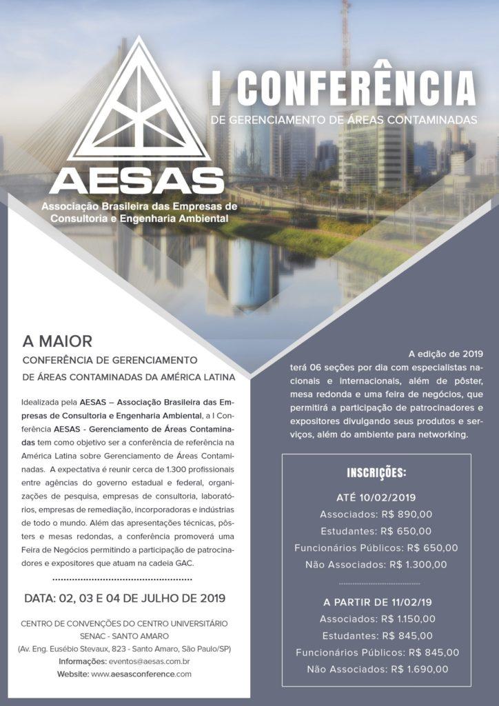 I Conferência AESAS